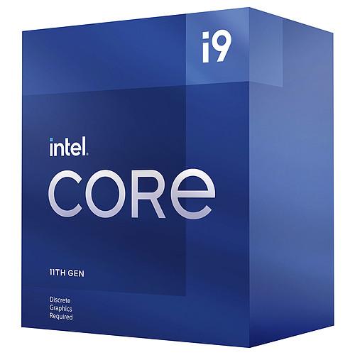 Intel Core i9-11900F (2.5 GHz / 5.2 GHz) pas cher
