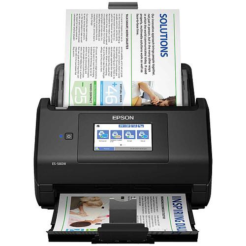 Epson Workforce ES-580W pas cher