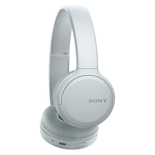 Sony WH-CH510 Blanc pas cher