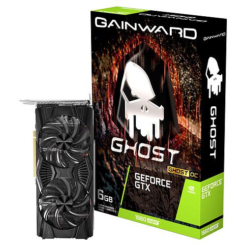 Gainward GeForce GTX 1660 SUPER Ghost OC pas cher