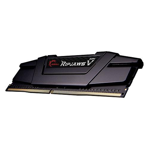G.Skill RipJaws 5 Series Noir 16 Go (2 x 8 Go) DDR4 4000 MHz CL16 pas cher