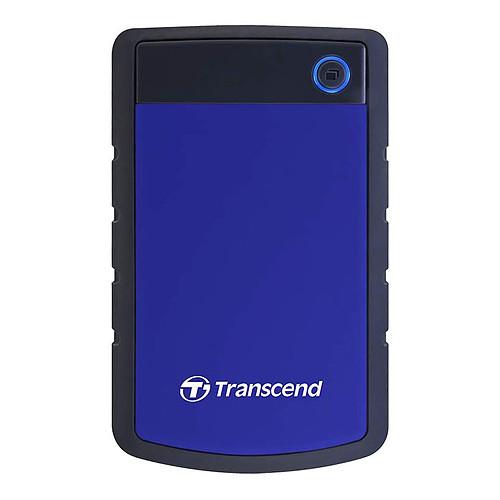 Transcend StoreJet 25H3 2 To Bleu pas cher