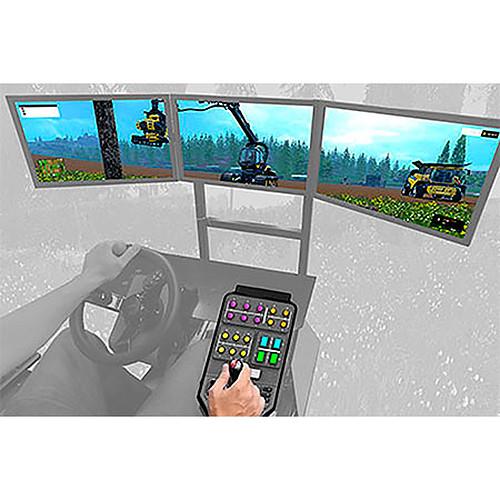 Logitech G Heavy Equipment Farm Simulator Controller pas cher