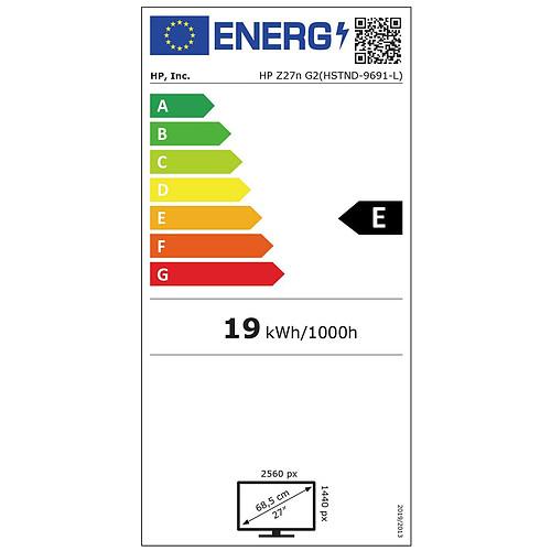 """HP 27"""" LED - Z27n G2 pas cher"""