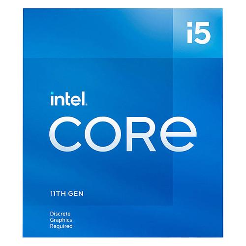Intel Core i5-11400F (2.6 GHz / 4.4 GHz) pas cher