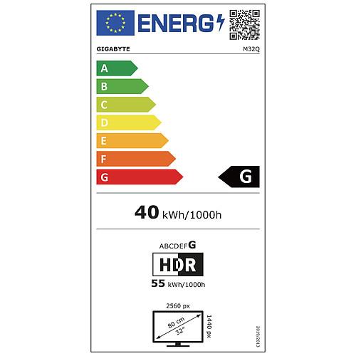 """Gigabyte 31.5"""" LED - M32Q pas cher"""