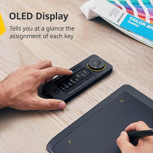 Xencelabs Pen Tablet Medium + Télécommande OLED Quick Keys pas cher