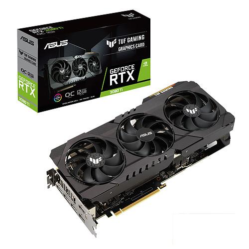 ASUS TUF GeForce RTX 3080 Ti O12G GAMING pas cher