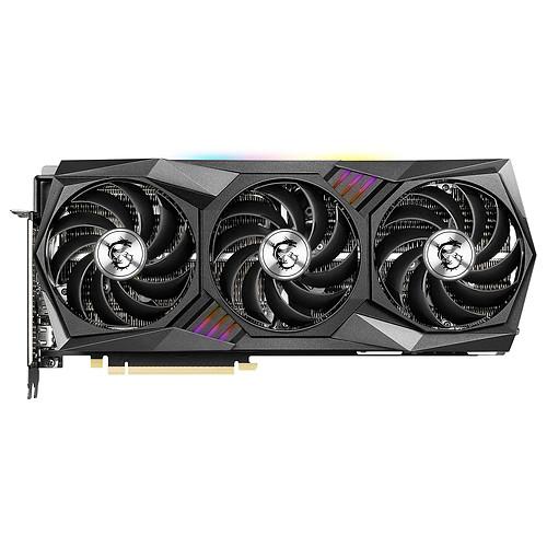 MSI GeForce RTX 3080 Ti GAMING X TRIO 12G pas cher