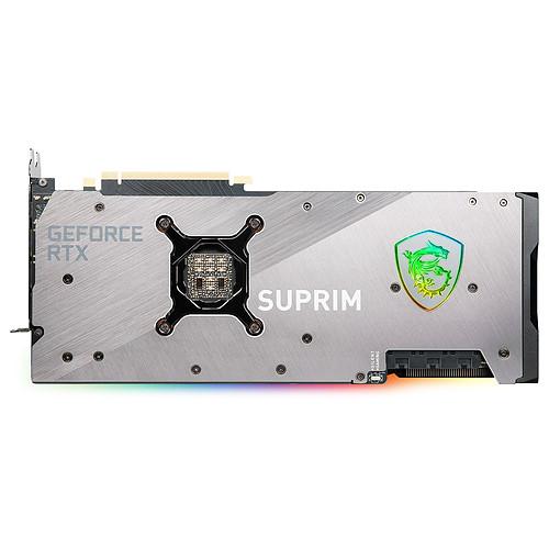 MSI GeForce RTX 3080 Ti SUPRIM X 12G pas cher
