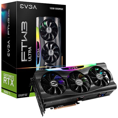 EVGA GeForce RTX 3080 Ti FTW3 ULTRA GAMING pas cher