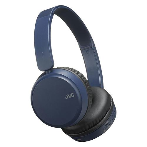 JVC HA-S35BT Bleu pas cher