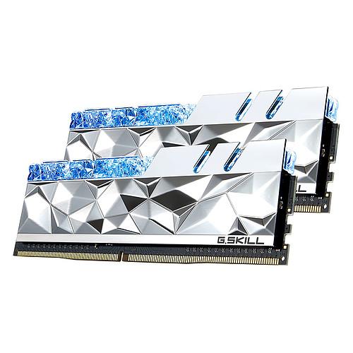 G.Skill Trident Z Royal Elite 32 Go (2 x 16 Go) DDR4 4800 MHz CL20 - Argent pas cher