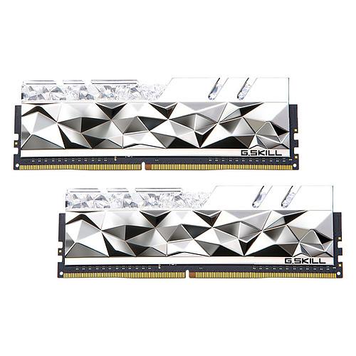 G.Skill Trident Z Royal Elite 16 Go (2 x 8 Go) DDR4 4800 MHz CL19 - Argent pas cher