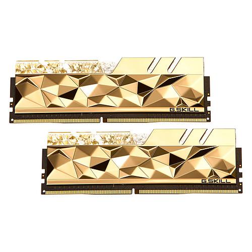 G.Skill Trident Z Royal Elite 16 Go (2 x 8 Go) DDR4 4800 MHz CL19 - Or pas cher