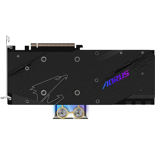 Gigabyte AORUS Radeon RX 6900 XT XTREME WATERFORCE WB 16G pas cher
