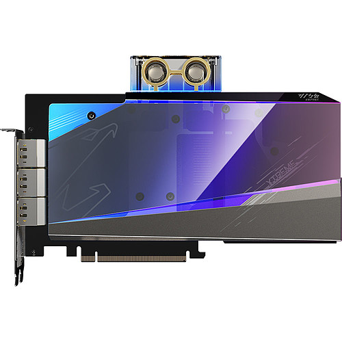Gigabyte AORUS GeForce RTX 3080 Ti XTREME WATERFORCE WB 12G pas cher
