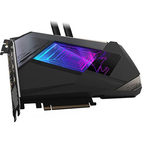 Gigabyte AORUS GeForce RTX 3080 Ti XTREME WATERFORCE 12G pas cher