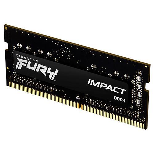Kingston FURY Impact SO-DIMM 8 Go DDR4 3200 MHz CL20 pas cher