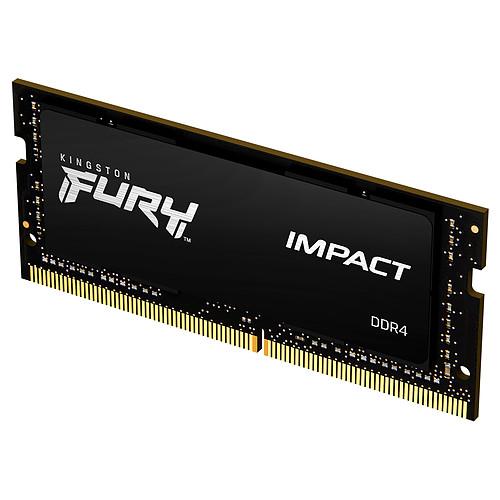 Kingston FURY Impact SO-DIMM 16 Go DDR4 2666 MHz CL15 pas cher