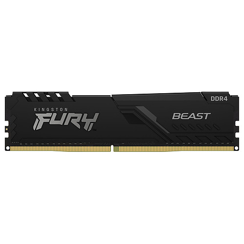 Kingston FURY Beast 8 Go DDR4 3000 MHz CL15 pas cher