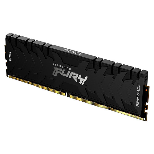 Kingston FURY Renegade 16 Go DDR4 3200 MHz CL16 pas cher