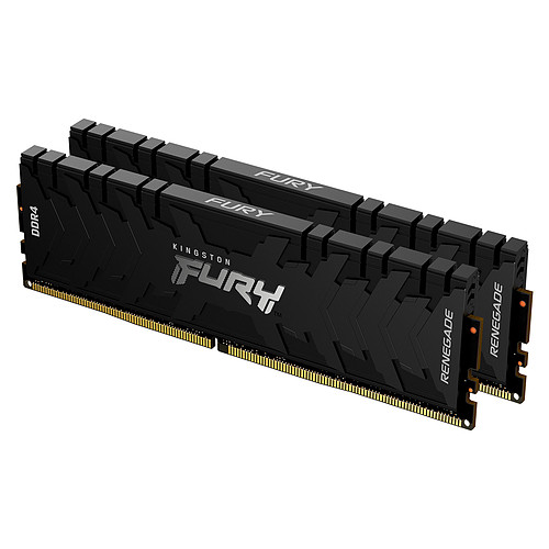 Kingston FURY Renegade 64 Go (2 x 32 Go) DDR4 2666 MHz CL15 pas cher