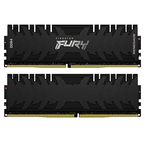 Kingston FURY Renegade 32 Go (4 x 8 Go) DDR4 2666 MHz CL13 pas cher