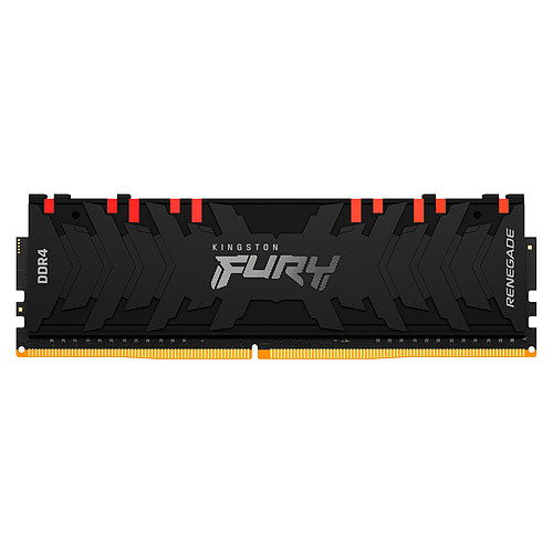 Kingston FURY Renegade RGB 16 Go DDR4 3600 MHz CL16 pas cher