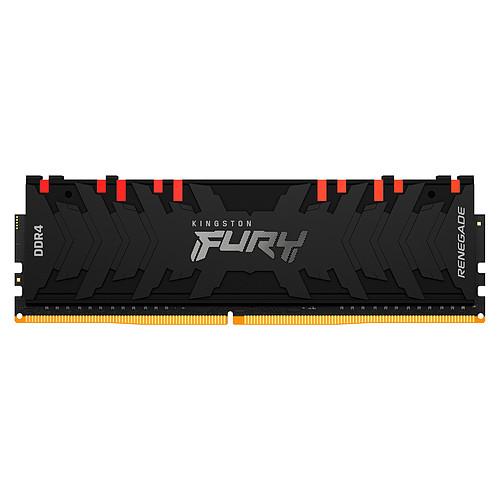 Kingston FURY Renegade RGB 8 Go DDR4 3000 MHz CL15 pas cher