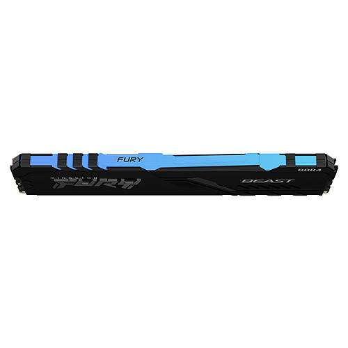 Kingston FURY Beast RGB 8 Go DDR4 3200 MHz CL16 pas cher