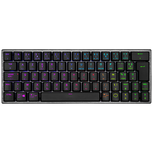 Cooler Master SK622 (Switches TTC Red) pas cher