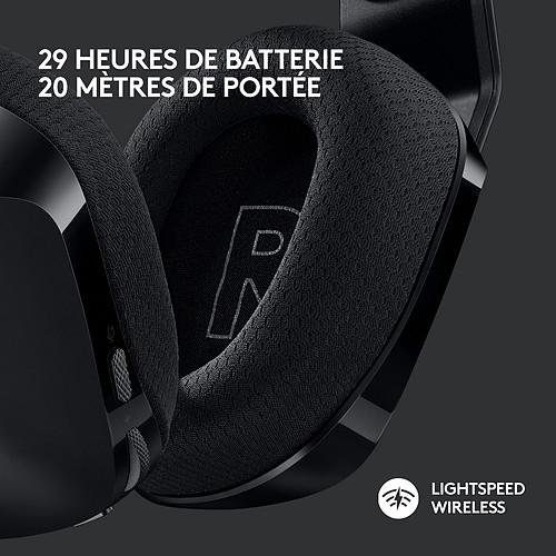 Logitech G G733 Lightspeed (Noir) pas cher