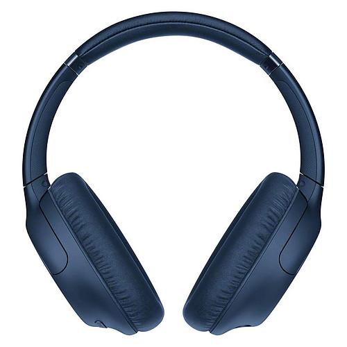 Sony WH-CH710N Bleu pas cher
