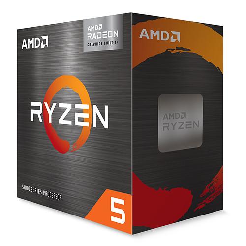 AMD Ryzen 5 5600G Wraith Stealth (3.9 GHz / 4.4 GHz) pas cher