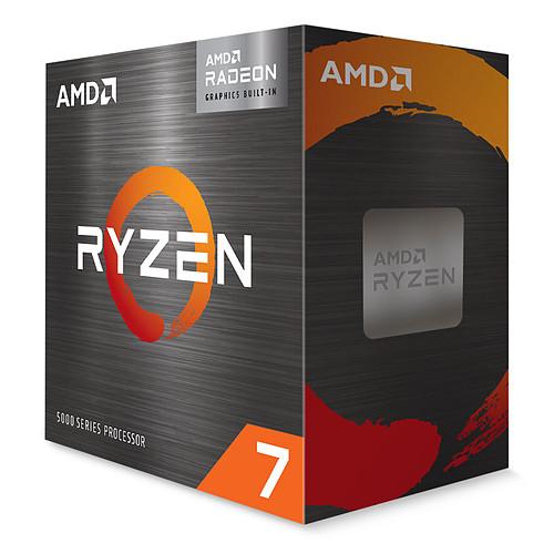 AMD Ryzen 7 5700G Wraith Stealth (3.8 GHz / 4.6 GHz) pas cher