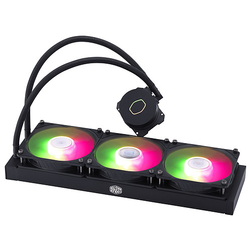 Cooler Master MasterLiquid ML360L V2 ARGB Black Edition pas cher