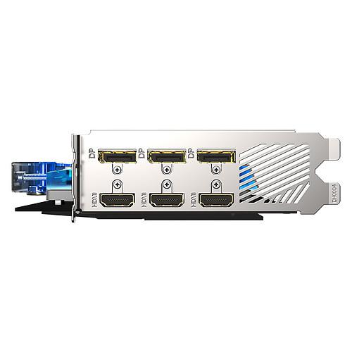 Gigabyte AORUS GeForce RTX 3080 XTREME WATERFORCE WB 10G (rev. 2.0) (LHR) pas cher