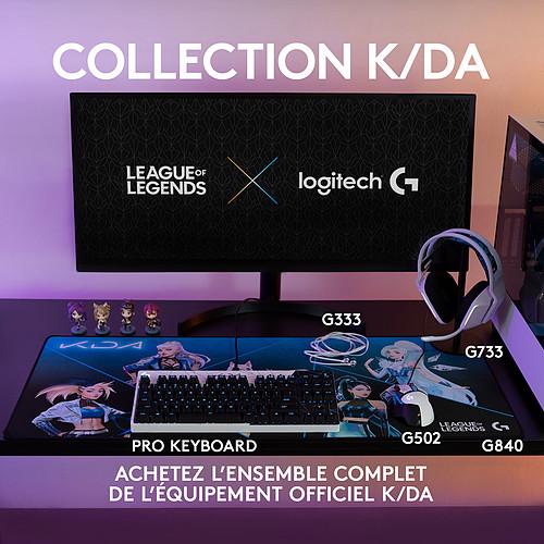 Logitech G G733 Lightspeed (LoL K/DA) pas cher