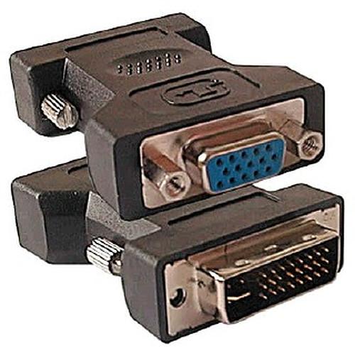 Adaptateur DVI-I Dual Link mâle / VGA femelle pas cher