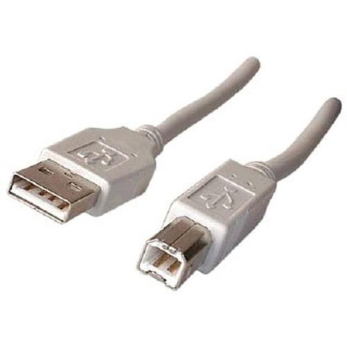 Câble USB 2.0 AB M/M 3 m pas cher