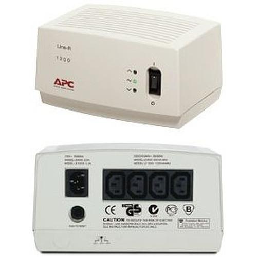 APC Line-R 1200VA Automatic Voltage Regulator pas cher