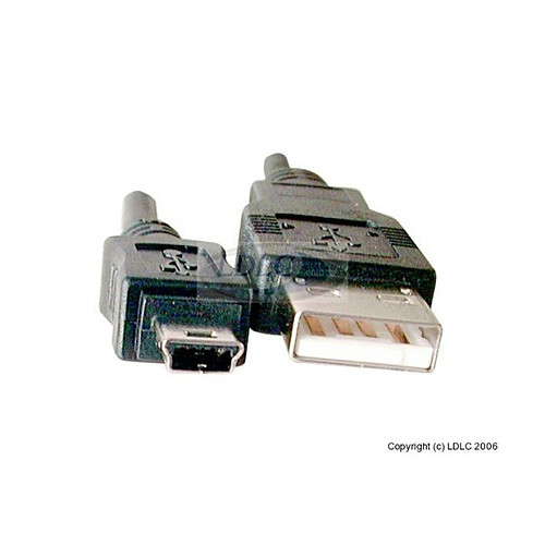 Câble USB 2.0 pour périphérique mini USB - 3 m pas cher