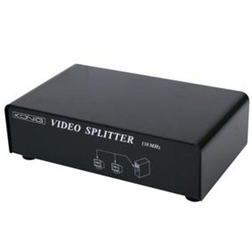 Splitter VGA (1 entrée vers 2 sorties) pas cher