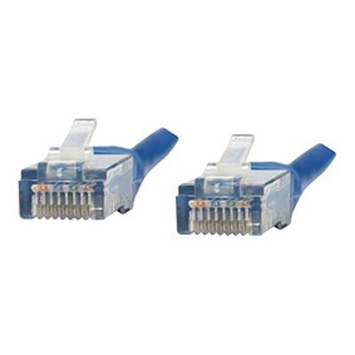 Câble RJ45 catégorie 5e U/UTP 10 m (Bleu) pas cher