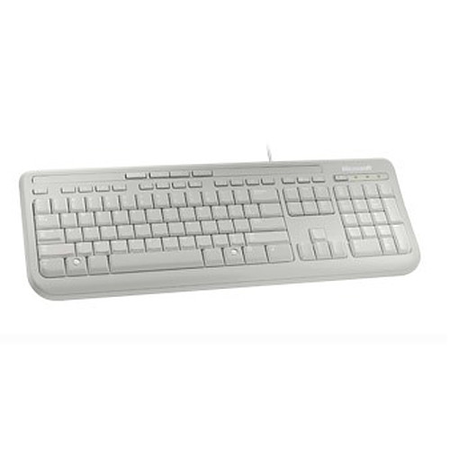 Microsoft Wired Keyboard 600 pas cher