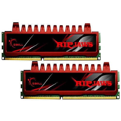 G.Skill RL Series RipJaws 8 Go (2x 4Go) DDR3 1600 MHz pas cher