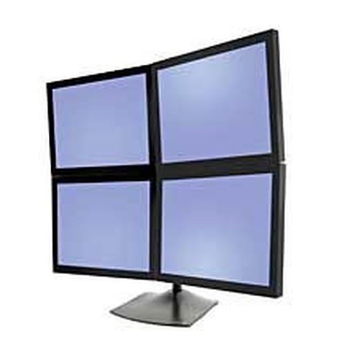 Ergotron DS100 Support quadri-écrans pas cher