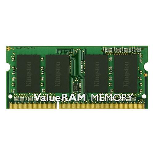 Kingston ValueRAM SO-DIMM 8 Go DDR3L 1600 MHz CL11 pas cher