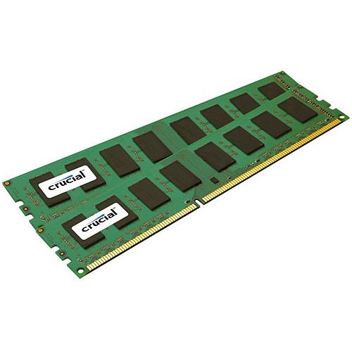 Crucial DDR3 32 Go (2 x 16 Go) 1600 MHz CL11 pas cher